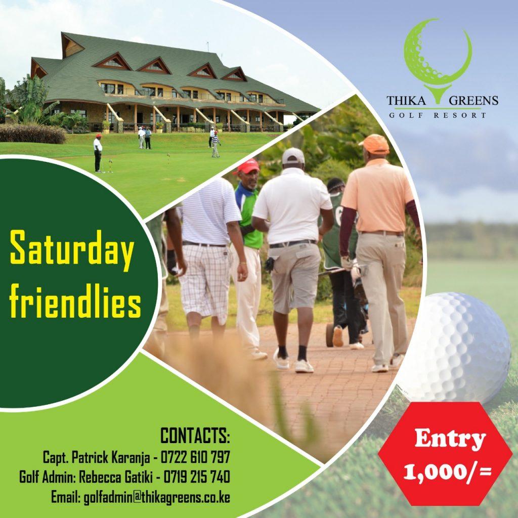 Saturday Friendlies July 2020